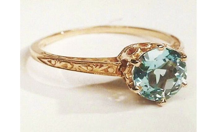 vintage tiffany engagement ring setting 11 Vintage Tiffany Engagement Rings