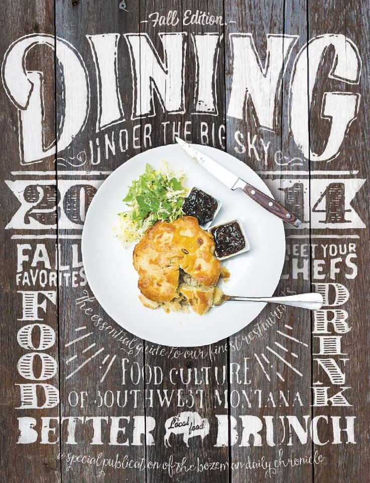 #ClippedOnIssuu from Dining Under the Big Sky