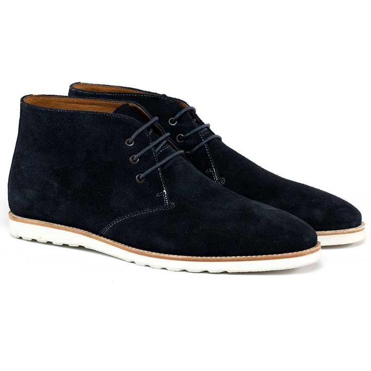 Hombre's Kevin Soft Navy Touch Zapatos Fasten Casual Canvas Zapatos Touch d8a828