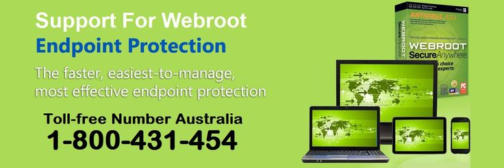 Contact 1-800-431-454 Webroot Antivirus Support is especially open for antivirus users to help them when they face a technical problem at the time of installation and use of Webroot antivirus on their windows or Mac computers.