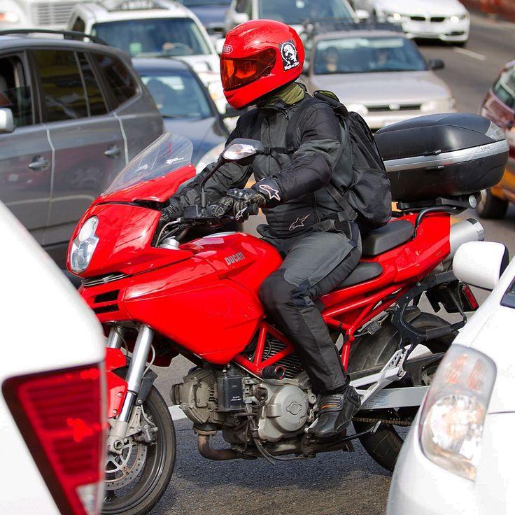 """""""High on Fire"""" Helmet Sticker"""