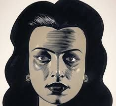 Image result for daniel clowes art