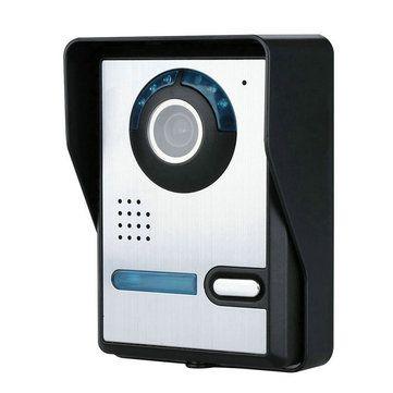 ENNIO WIFI1006FA Wireless Doorbell Video Door Phone Waterproof Intercom Remote Network Home Camera