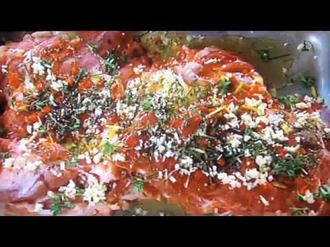 Rick Stein's butterflied BBQ leg of lamb ~ great now lamb is in season and the weather is warming up.