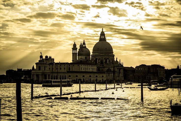 Sunset in Venice by Trukhanova Tanya on 500px