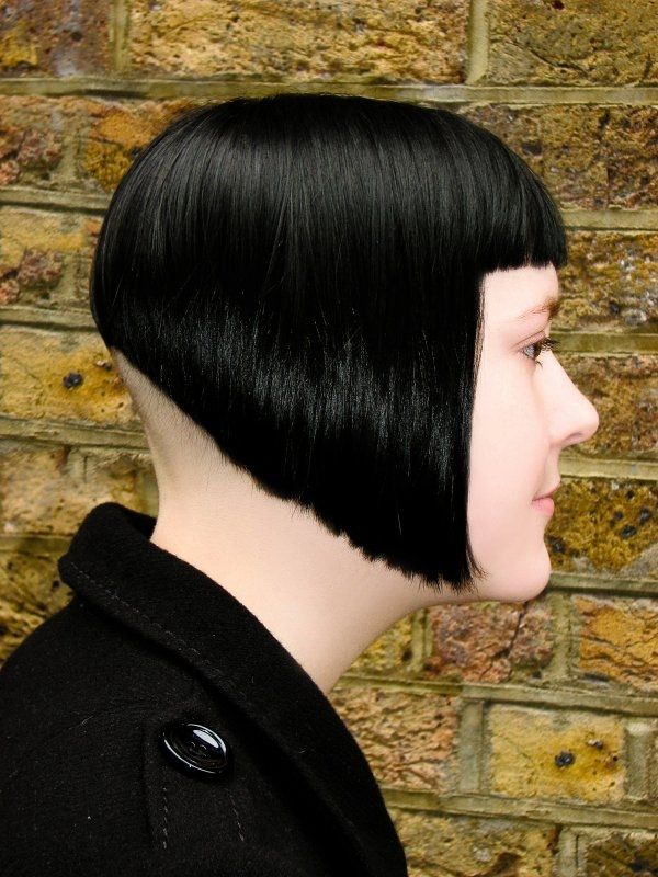Surprising Extreme A Line Bob Wtf Pinterest Bobs Hairstyle Inspiration Daily Dogsangcom