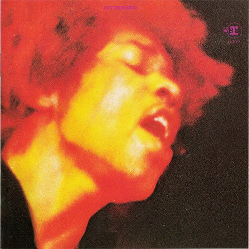 USED COMPACT DISC Released in 1968, Reprise Records (W2-6307) ...And The Gods Made Love Have You Ever Been (To Electric Ladyland) Crosstown Traffic Voodoo Chile Little Miss Strange Long Hot Summer Nig