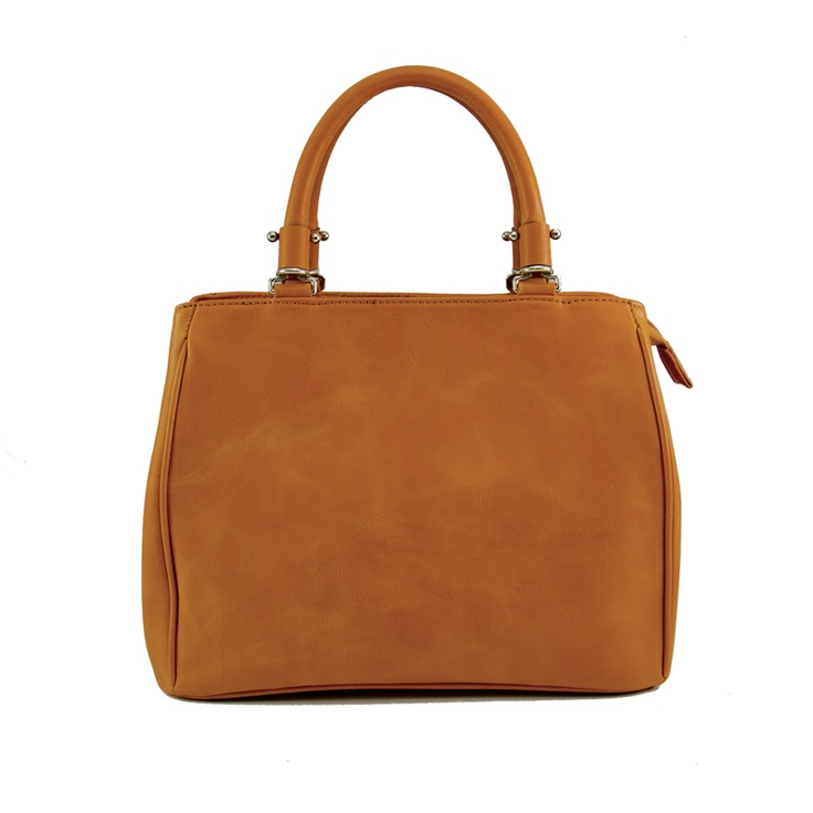Tribecca Leather Handbag in Orange - $179.00   Check it out at: http://www.bagaholics.com.au/leather-bags-c6/tribecca-leather-handbag-in-orange-p583/