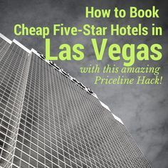 Do You Want To Know How Book Five Star Hotels In Las Vegas