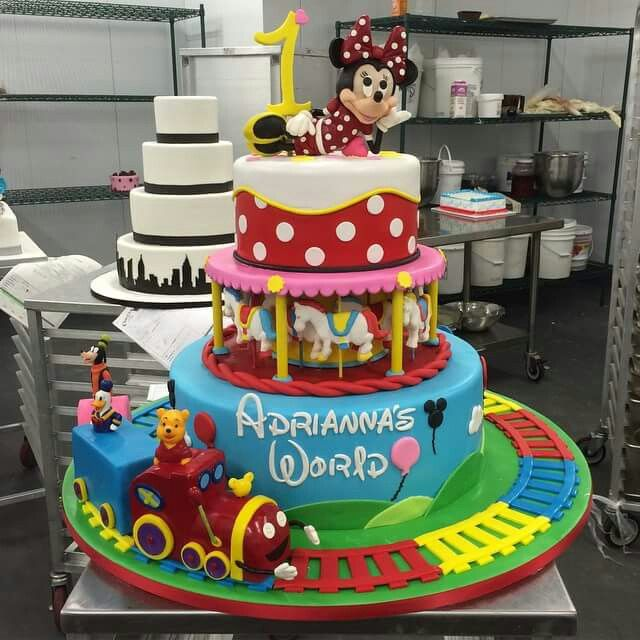 Cake Boss Baby Shower Cakes