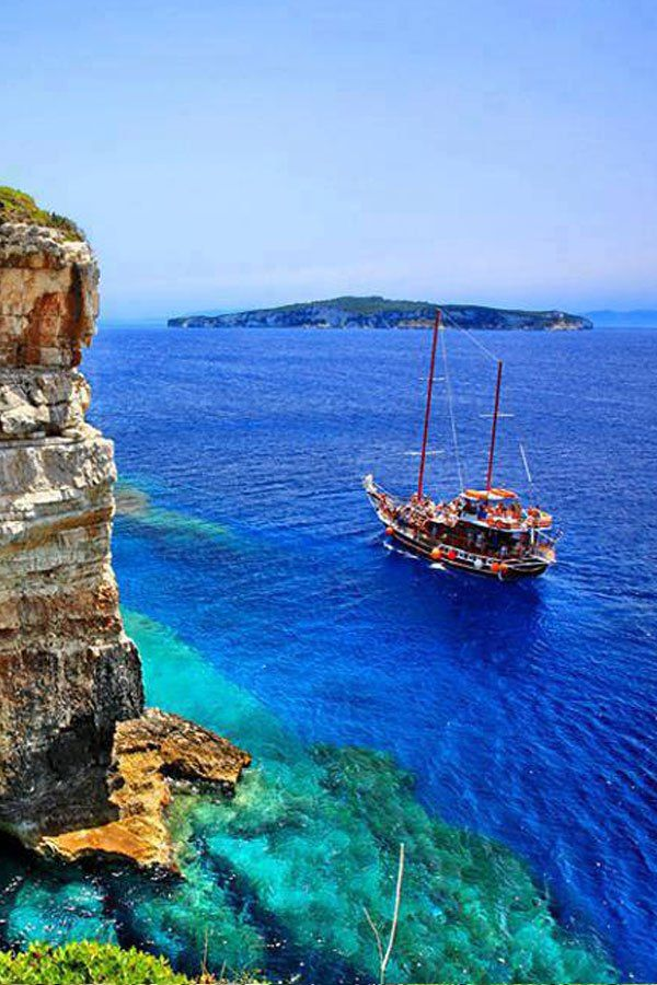 I would love to return to Greece some day, and maybe try sailing there like my Grandparents did when they were younger.