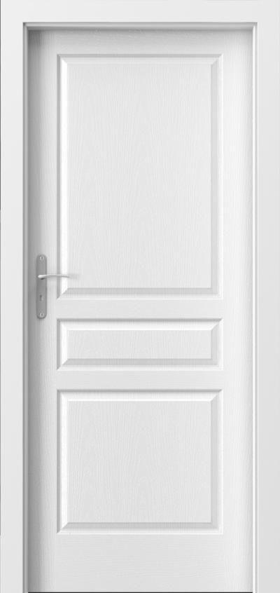 Drzwi wewnętrzne WIEDEŃ Pelne
