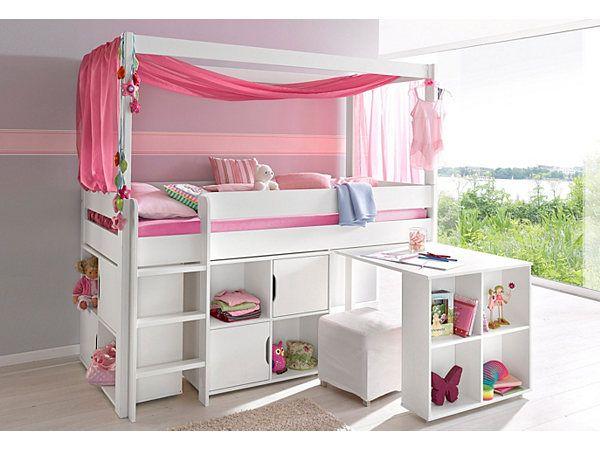 Jetzt Halbhohes Bett (4-tlg.) günstig im schlafwelt Online Shop bestellen