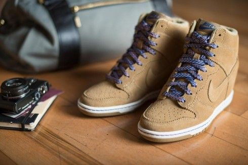 Nike Dunk Sky Hi - Come abbinare le sneakers con zeppa - SCENT OF OBSESSION - fashion blogger, outfit, travel and beauty tips