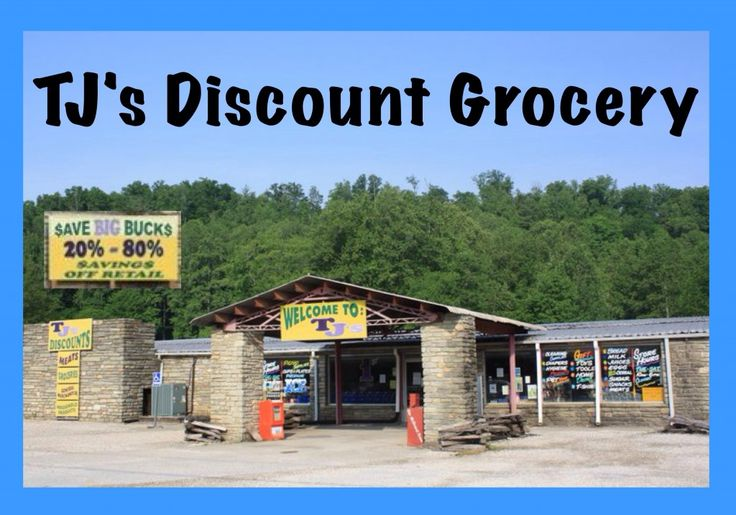 TJ's Discount Grocery in Woodlawn