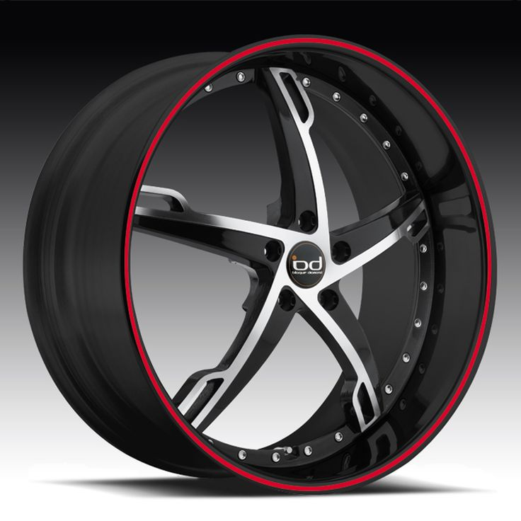 Blaque Diamond Bd 5 Wheels Rims For Cars Wheels Tires