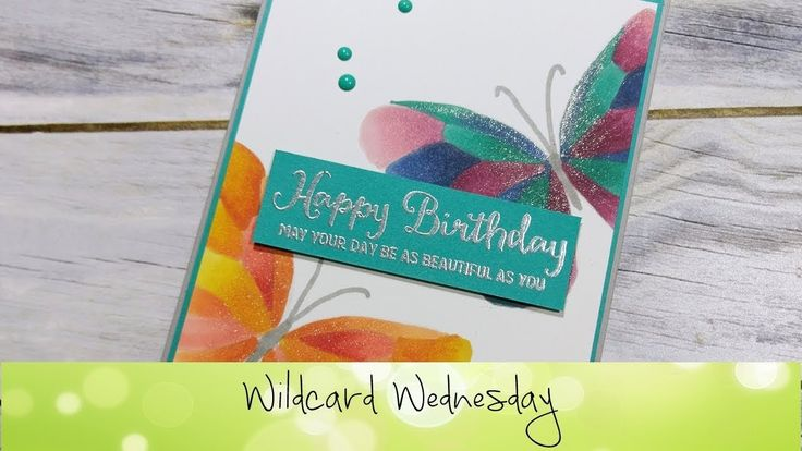 Beautiful Day Card featuring Stampin' Up!® Products