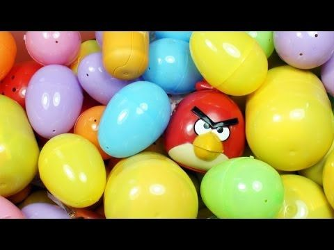 Unboxing 30 Surprise Eggs Disney CARS ANGRY BIRDS MARVEL Spider Man Barbie Disney Princess PARTY ANIMALS!  30 Surprise eggs:   Surprise eggs Disney Pixar Cars, Disney Princess Surprise eggs Surprise eggs Marvel Spider Man, Surprise eggs Nickelodeon SpongeBob, Surprise eggs PARTY ANYMALS
