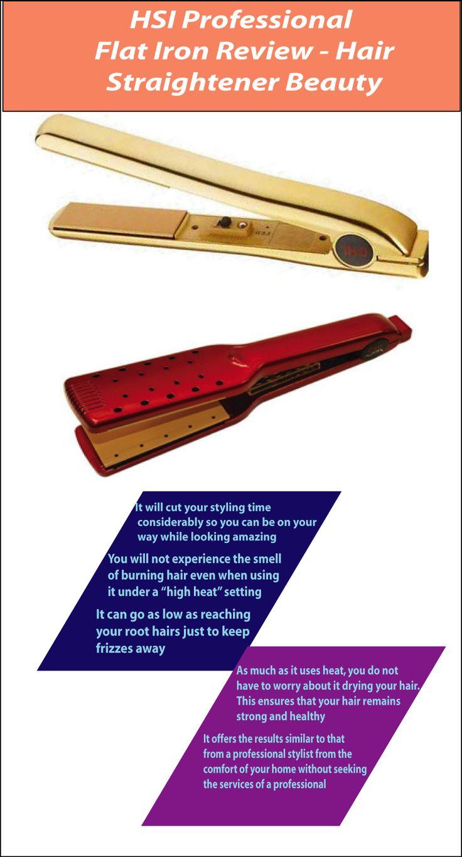 Farouk turbo inch ceramic flat iron p 46 - Hsi Professional Flat Iron Review Hair Straightener Beauty A Hsi Professional Flat Iron Is Designed
