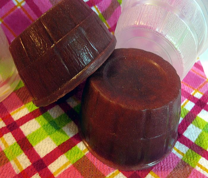 Apple Barrel Soap Recipe--Nice Mother's Day gift!