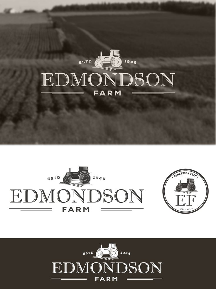 Create the next logo for Edmondson Farm Logo design #76 by Thebluestrawberry