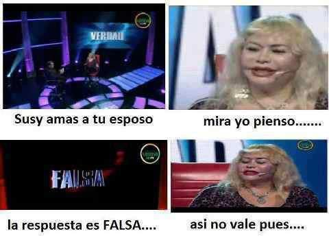 Susy Diaz :/