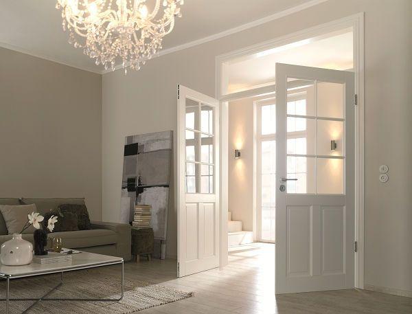Tür weiß mit zarge  Die besten 25+ Innentüren Ideen auf Pinterest | innentÜr, weiße ...