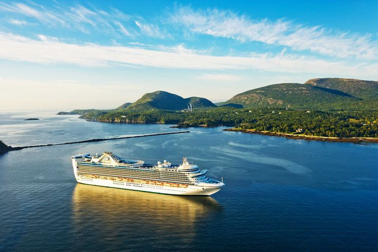 Princess Cruises' Canada and New England Cruises