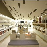 The Arion Esposizioni Bookshop is the bookstore of the Palazzo delle Esposizioni, formerly known as Bookabar. The interior,designed by architect Firouz Gald, is magnificent, an experience in its own right.