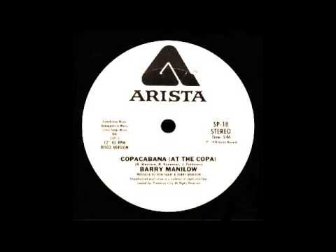 ▶ Barry Manilow - Copacabana (At The Copa) 1978 - YouTube