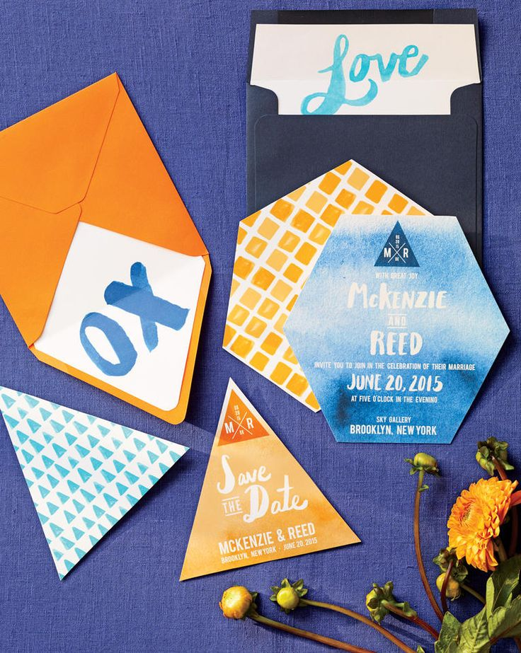 How to Pull Off a Playful Watercolor Wedding Palette | TheKnot.com
