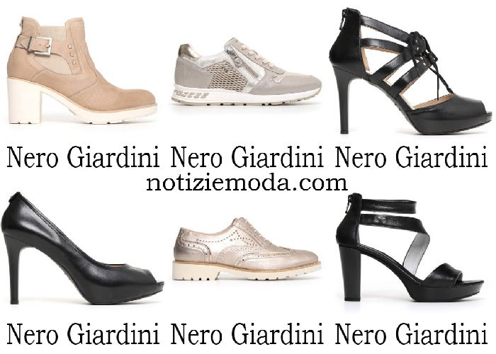 Scarpe Nero Giardini primavera estate 2019 nuovi arrivi