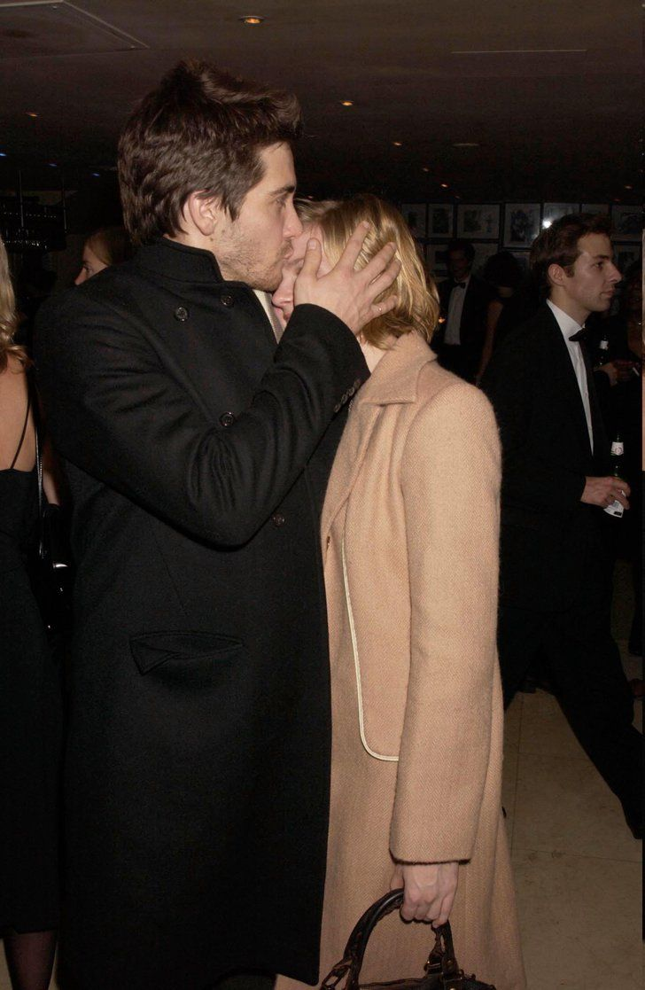 Pin for Later: Jake Gyllenhaal Used to Look at Kirsten Dunst the Way We Look at Food