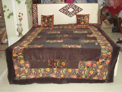 Adishma Bed Sheet With 2 Pillow Covers Buy Here : http://www.adishma.com/beding/bed-sheets/adishma-bed-sheet-with-2-pillow-covers-421.html?utm_content=bufferaeda4&utm_medium=social&utm_source=pinterest.com&utm_campaign=buffer Rs. 2500/- #Homefurnishing #Bedsheet