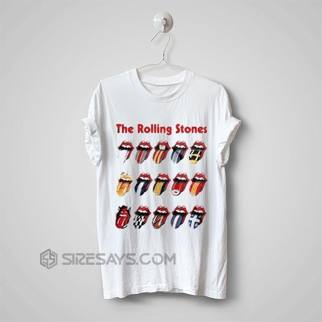 Rolling Stones T Shirt, Make Your Own Tshirt     Get it here ---> https://siresays.com/Customize-Phone-Cases/rolling-stones-t-shirt-make-your-own-tshirt-hand-made-item-cheap-tshirt-printing-custom-t-shirts-no-minimum/