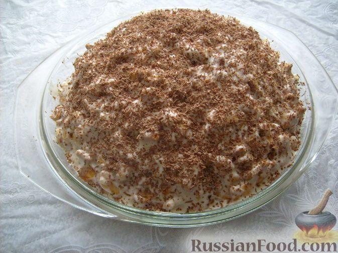 Печенье торт домиком