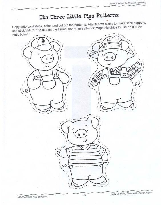 Best 25+ Three little pigs ideas on Pinterest