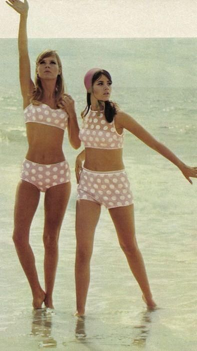 summer in the 60s #mod #retro