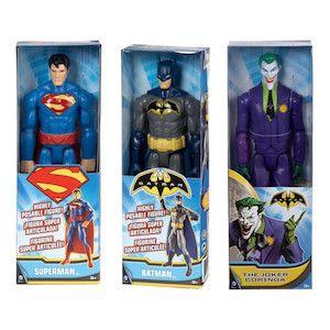 Batman ve Superman 30 Cm Figürler (4+ Yaş), Batman ve Superman Figürler satan firmalar, Batman ve Superman Figürler satan firmalar
