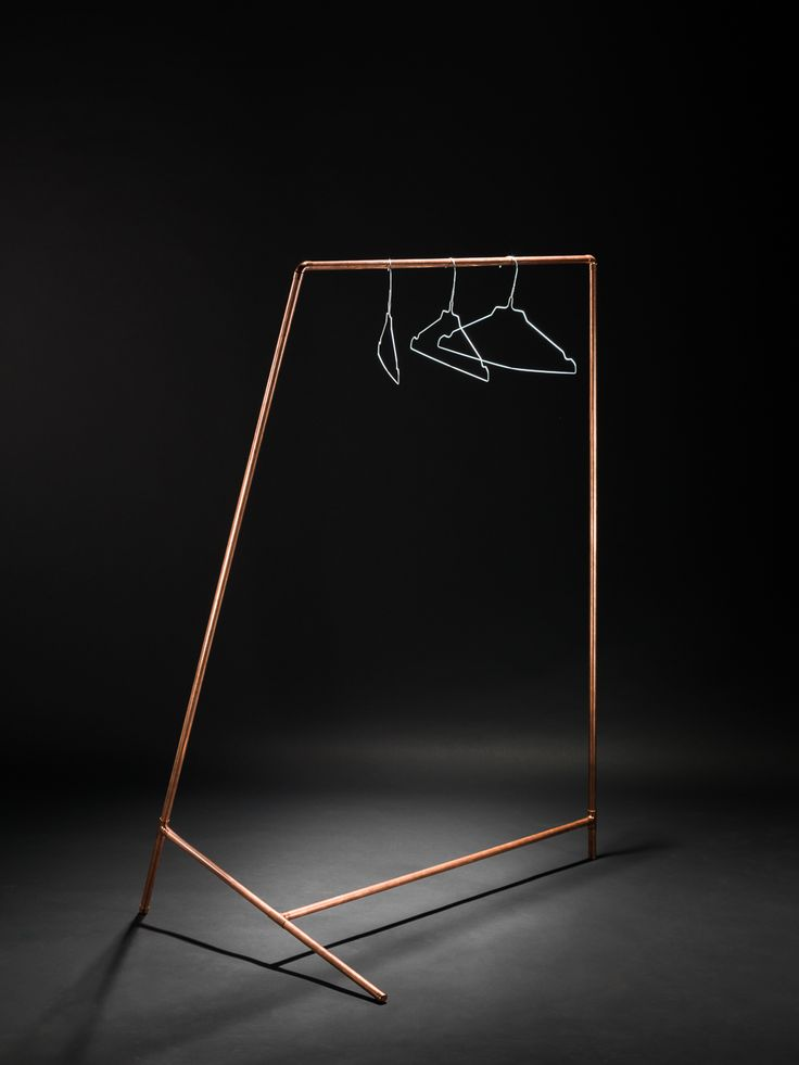 DIY is an original and beautifully simple coat rack developed by the Austrian product designer Philipp Divitschek, based in Vienna.