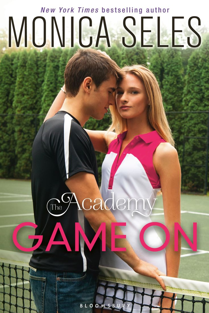 Monica Seles brings the drama of the court to 'The Academy: Game On'