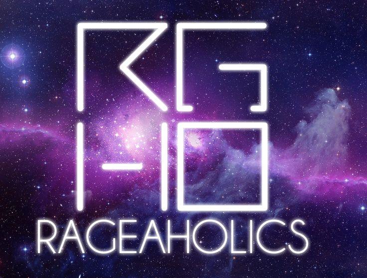 Logo / Rageaholics / Argentina