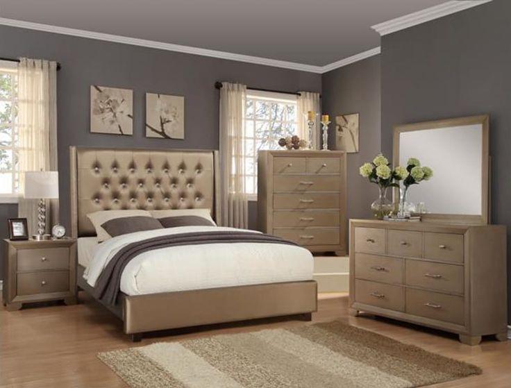 96 best bedroom sets and suite packages bed dresser for Cheap bedroom suites deals