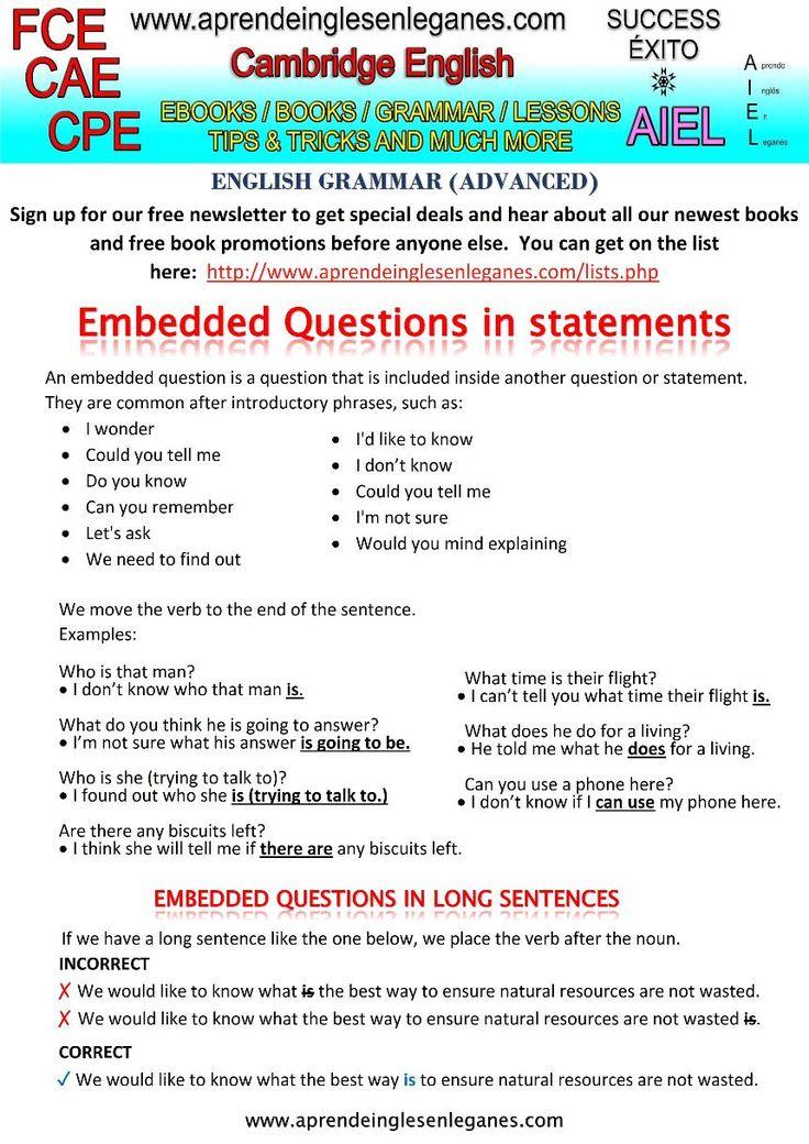 advanced english grammar book free