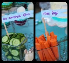 little mermaid party ideas - Google Search