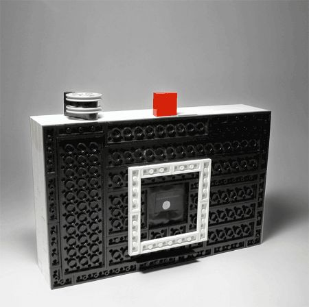 Too cool - LEGO Cameras that really work!
