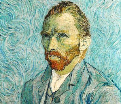 Van Gogh autorretrato