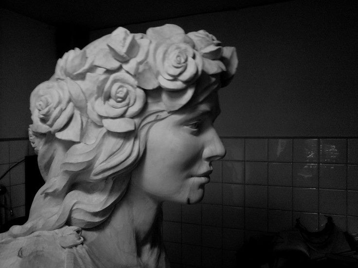 Polena (figurehead), work in progress..