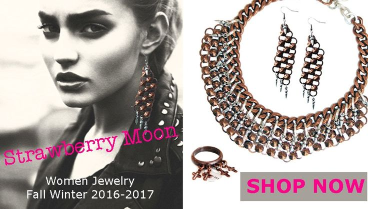 Fall winter 2016-2017 Women Jewelry