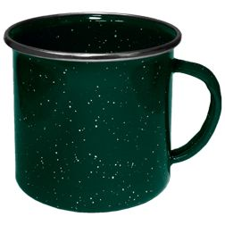 Our Steel Rimmed Camp Cups are 12oz. Enameled Campfire Mugs, speckled, vintage, western, steel rim cups. They are the traditional speckled enameled steel camp cup with stainless steel rims. The camp mugsarethe old fashioned tin/metal camp cups you remember. The stainless steel rims add a touch of style to this basic camp mug. Additionally, this […]